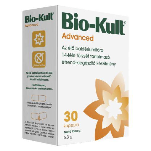 Bio-Kult Advanced (30 db Kapszula) - Az Élő Baktériumflóra