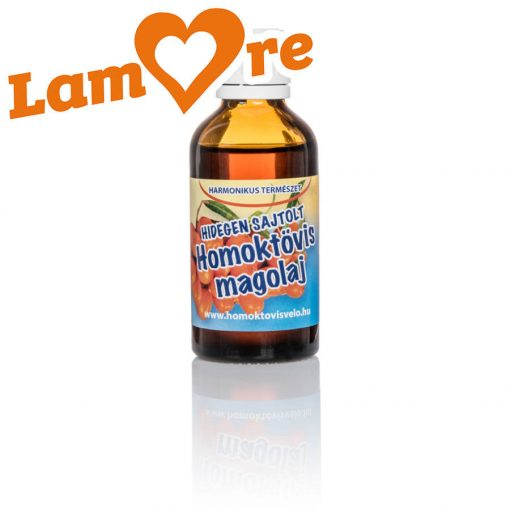 Homoktövis magolaj, salátaolaj (50 ml)