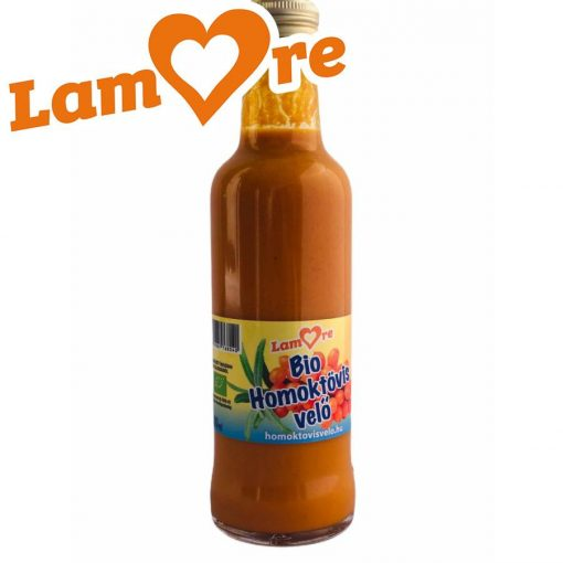 Bio Homoktövis velő termelői (200 ml) Ell:HU-ÖKO-01